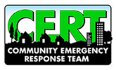 Community Emergency Response Team Member (C.E.R.T)